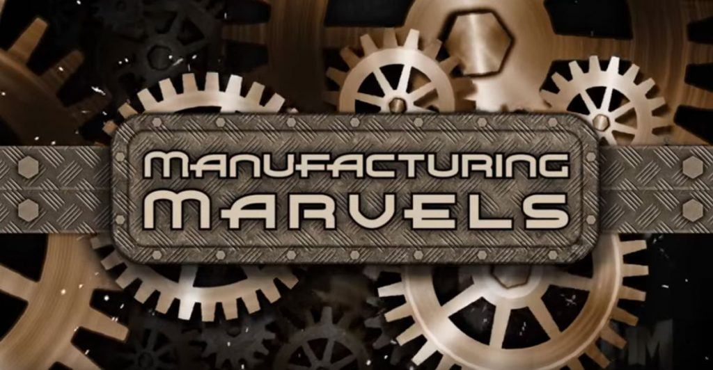 Manufacturing Marvels Poster
