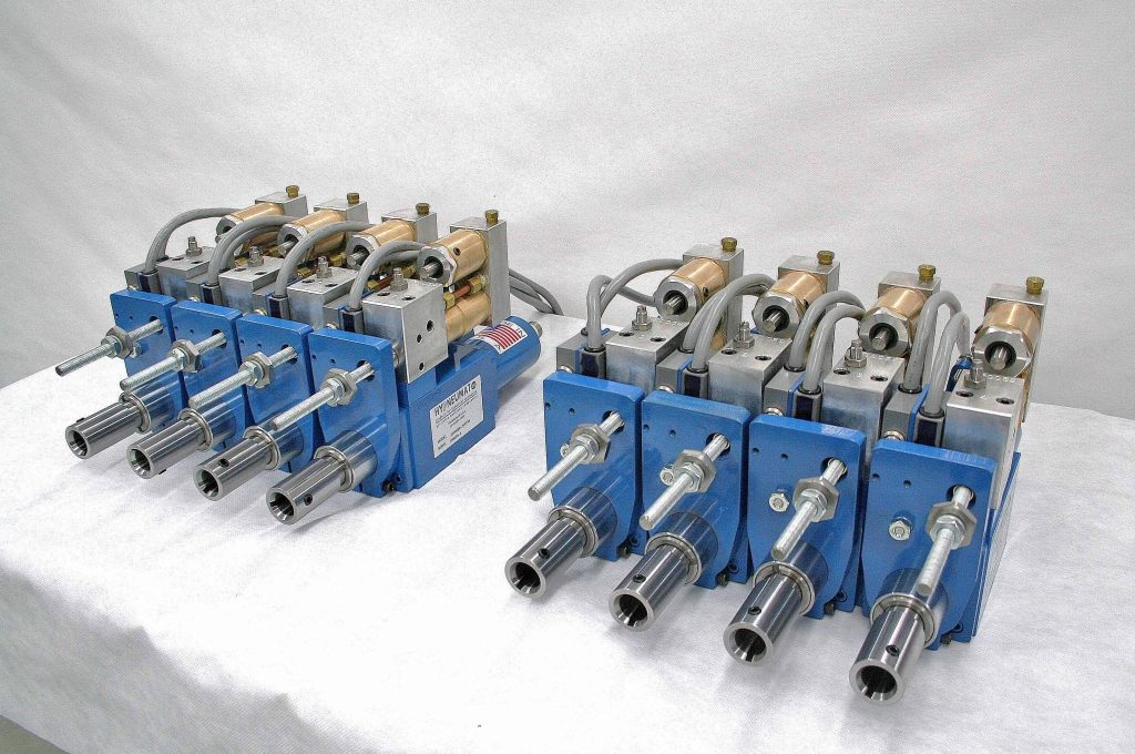 Quad Hypneumat Drilling Units