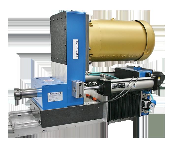 Precision Machining - Autofeed FX46 Hypneumat Servo Boring Unit